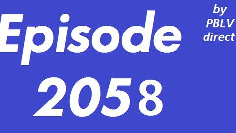 Plus Belle La Vie Episode 2058